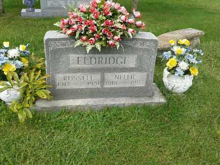 JOHNSON ELDRIDGE, NELLIE - Rowan County, Kentucky | NELLIE JOHNSON ELDRIDGE - Kentucky Gravestone Photos