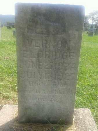 ELDRIDGE, VERNON - Rowan County, Kentucky | VERNON ELDRIDGE - Kentucky Gravestone Photos