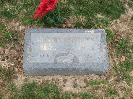 ELLINGTON, CLINTON - Rowan County, Kentucky | CLINTON ELLINGTON - Kentucky Gravestone Photos