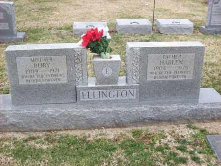 ELLINGTON, HARLEN - Rowan County, Kentucky | HARLEN ELLINGTON - Kentucky Gravestone Photos