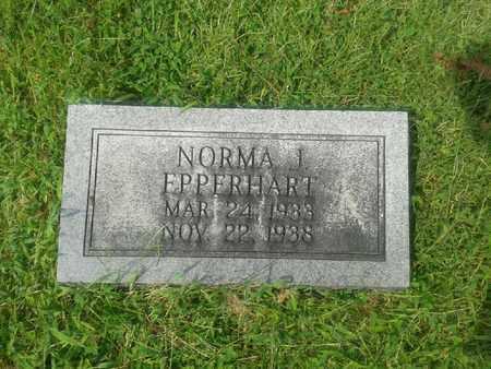 EPPERHART, NORMA J - Rowan County, Kentucky   NORMA J EPPERHART - Kentucky Gravestone Photos