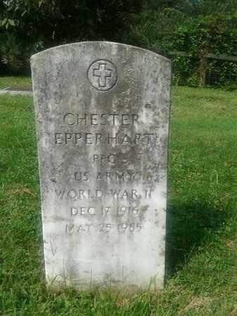 EPPERHART (VETERAN WWII), CHESTER - Rowan County, Kentucky | CHESTER EPPERHART (VETERAN WWII) - Kentucky Gravestone Photos