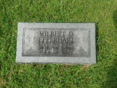 EPPERHART, WILBERT D - Rowan County, Kentucky | WILBERT D EPPERHART - Kentucky Gravestone Photos