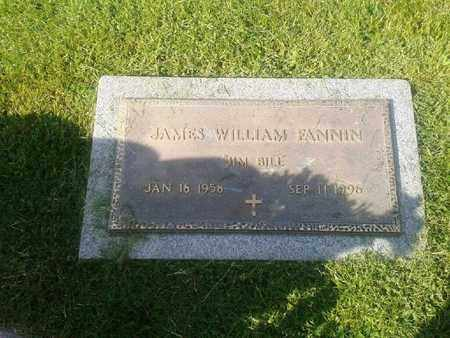 FANNON, JAMES WILLIAM - Rowan County, Kentucky | JAMES WILLIAM FANNON - Kentucky Gravestone Photos