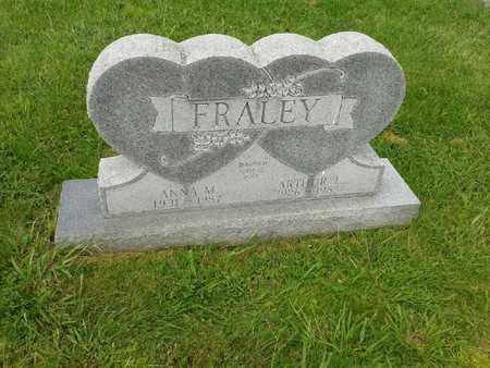 FRALEY, ARTHUR L - Rowan County, Kentucky | ARTHUR L FRALEY - Kentucky Gravestone Photos