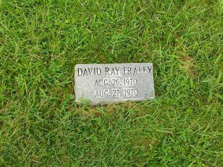 FRALEY, DAVID RAY - Rowan County, Kentucky | DAVID RAY FRALEY - Kentucky Gravestone Photos