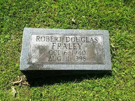 FRALEY, ROBERT DOUGLAS - Rowan County, Kentucky | ROBERT DOUGLAS FRALEY - Kentucky Gravestone Photos