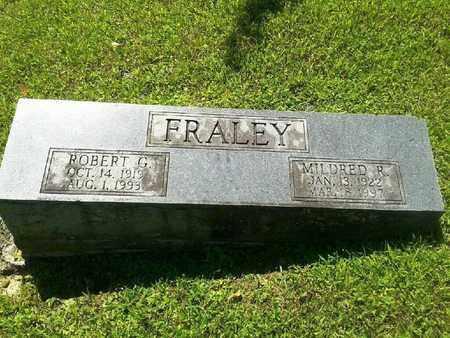 FRALEY, ROBERT G - Rowan County, Kentucky | ROBERT G FRALEY - Kentucky Gravestone Photos