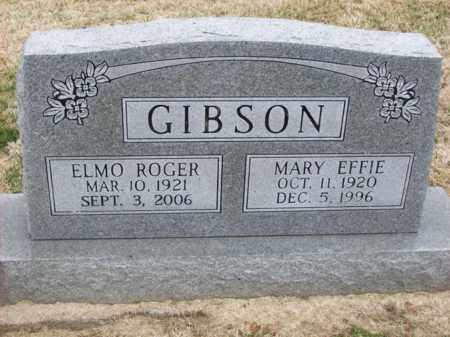 GIBSON, ELMO ROGER - Rowan County, Kentucky | ELMO ROGER GIBSON - Kentucky Gravestone Photos