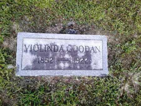 GOODAN, VIOLINDA - Rowan County, Kentucky   VIOLINDA GOODAN - Kentucky Gravestone Photos