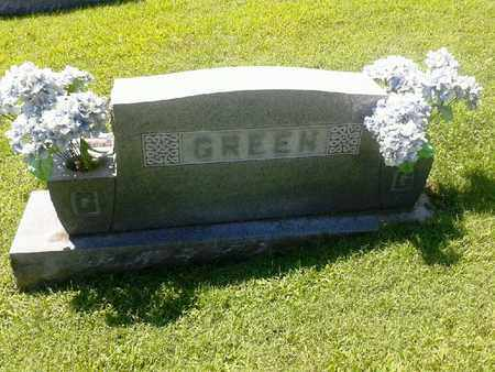 GREEN, FAMILY PLOT - Rowan County, Kentucky | FAMILY PLOT GREEN - Kentucky Gravestone Photos