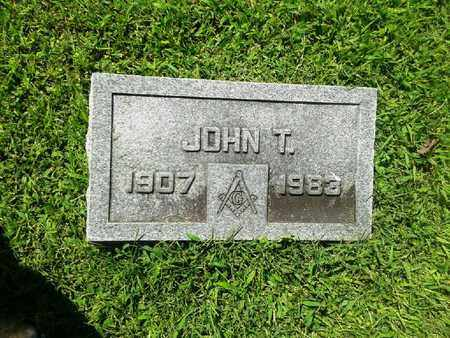GREEN, JOHN T - Rowan County, Kentucky | JOHN T GREEN - Kentucky Gravestone Photos