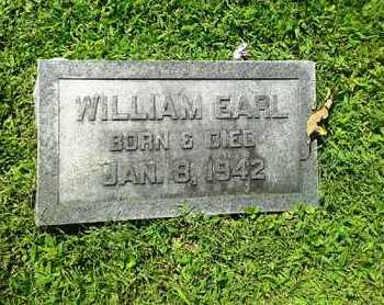 GREEN, WILLIAM EARL - Rowan County, Kentucky | WILLIAM EARL GREEN - Kentucky Gravestone Photos
