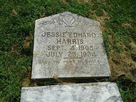 HARRIS, JESSIE EDWARD - Rowan County, Kentucky   JESSIE EDWARD HARRIS - Kentucky Gravestone Photos