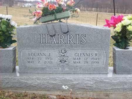 HARRIS, GLENNIS R - Rowan County, Kentucky   GLENNIS R HARRIS - Kentucky Gravestone Photos