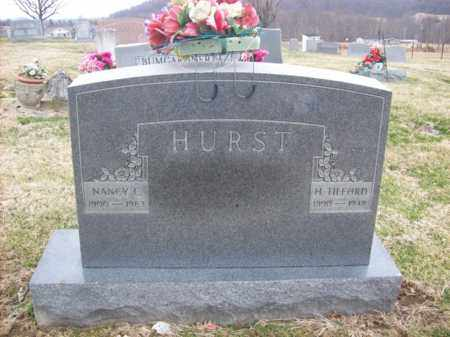 HURST, NANCY C - Rowan County, Kentucky | NANCY C HURST - Kentucky Gravestone Photos
