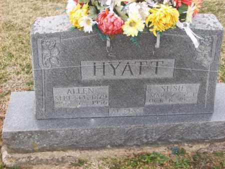 HYATT, SUSIE - Rowan County, Kentucky | SUSIE HYATT - Kentucky Gravestone Photos