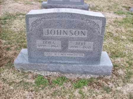 JOHNSON, DORA - Rowan County, Kentucky   DORA JOHNSON - Kentucky Gravestone Photos