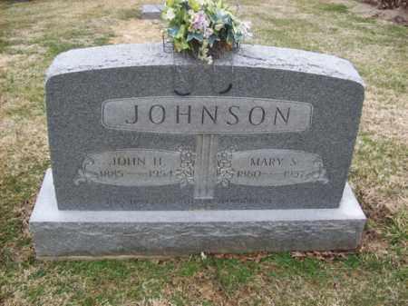 JOHNSON, MARY S - Rowan County, Kentucky | MARY S JOHNSON - Kentucky Gravestone Photos