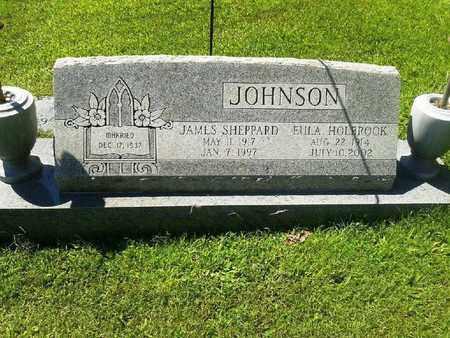 JOHNSON, JAMES SHEPPARD - Rowan County, Kentucky | JAMES SHEPPARD JOHNSON - Kentucky Gravestone Photos