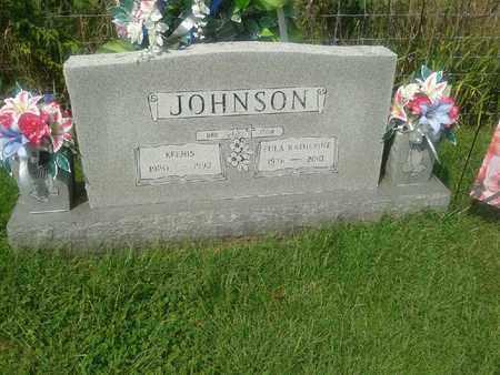 JOHNSON, EULA KATHERINE - Rowan County, Kentucky | EULA KATHERINE JOHNSON - Kentucky Gravestone Photos