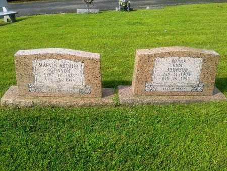 JOHNSON, RUBY - Rowan County, Kentucky | RUBY JOHNSON - Kentucky Gravestone Photos
