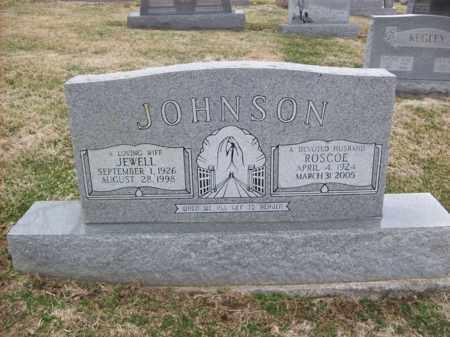 JOHNSON, ROSCOE - Rowan County, Kentucky | ROSCOE JOHNSON - Kentucky Gravestone Photos