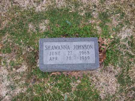 JOHNSON, SHAWANNA - Rowan County, Kentucky | SHAWANNA JOHNSON - Kentucky Gravestone Photos