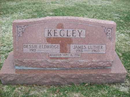 KEGLEY, JAMES LUTHER - Rowan County, Kentucky   JAMES LUTHER KEGLEY - Kentucky Gravestone Photos