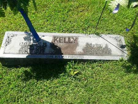 KELLY, EMERSON H - Rowan County, Kentucky   EMERSON H KELLY - Kentucky Gravestone Photos