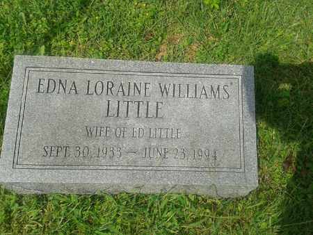 LITTLE, EDNA LORAINE - Rowan County, Kentucky | EDNA LORAINE LITTLE - Kentucky Gravestone Photos