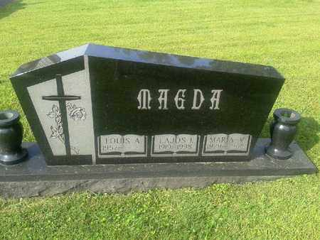 MAGDA, MARIA V - Rowan County, Kentucky | MARIA V MAGDA - Kentucky Gravestone Photos