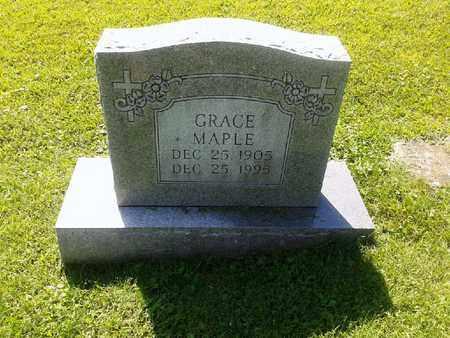 MAPLE, GRACE - Rowan County, Kentucky | GRACE MAPLE - Kentucky Gravestone Photos