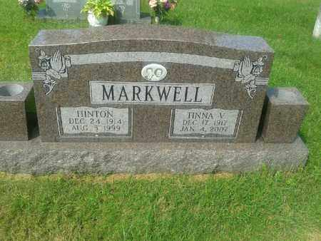 MARKWELL, HINTON - Rowan County, Kentucky | HINTON MARKWELL - Kentucky Gravestone Photos
