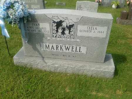 MARKWELL, IVAN - Rowan County, Kentucky   IVAN MARKWELL - Kentucky Gravestone Photos