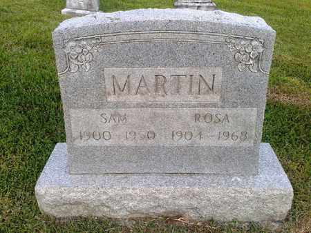 MARTIN, SAM - Rowan County, Kentucky   SAM MARTIN - Kentucky Gravestone Photos