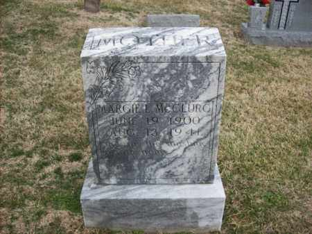 MCCLURG, MARGIE L - Rowan County, Kentucky | MARGIE L MCCLURG - Kentucky Gravestone Photos