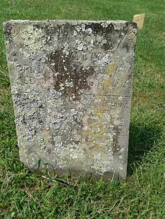 MOLTON, ANNIE - Rowan County, Kentucky   ANNIE MOLTON - Kentucky Gravestone Photos