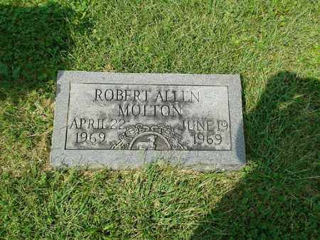 MOLTON, ROBERT ALLEN - Rowan County, Kentucky | ROBERT ALLEN MOLTON - Kentucky Gravestone Photos