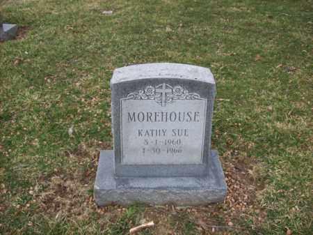 MOREHOUSE, KATHY SUE - Rowan County, Kentucky   KATHY SUE MOREHOUSE - Kentucky Gravestone Photos