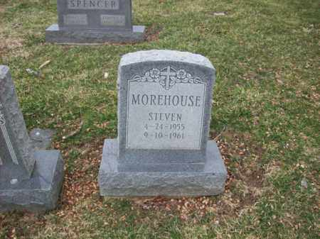 MOREHOUSE, STEVEN - Rowan County, Kentucky | STEVEN MOREHOUSE - Kentucky Gravestone Photos