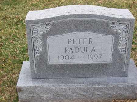 PADULA, PETER - Rowan County, Kentucky | PETER PADULA - Kentucky Gravestone Photos
