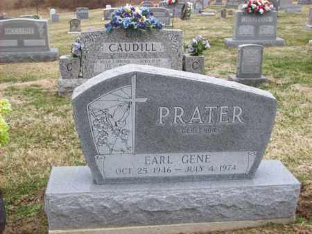 PRATER, EARL GENE - Rowan County, Kentucky | EARL GENE PRATER - Kentucky Gravestone Photos