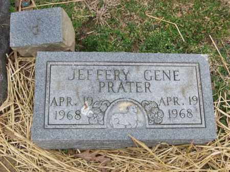 PRATER, JEFFERY GENE - Rowan County, Kentucky | JEFFERY GENE PRATER - Kentucky Gravestone Photos