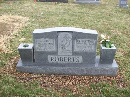 ROBERTS, JOHN - Rowan County, Kentucky | JOHN ROBERTS - Kentucky Gravestone Photos