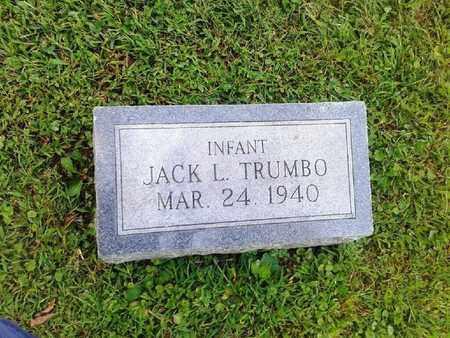 TRUMBO, JACK L - Rowan County, Kentucky | JACK L TRUMBO - Kentucky Gravestone Photos