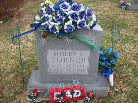 TURNER, ROBERT E - Rowan County, Kentucky | ROBERT E TURNER - Kentucky Gravestone Photos