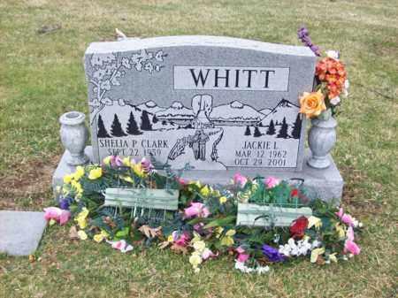 WHITT, JACKIE L - Rowan County, Kentucky | JACKIE L WHITT - Kentucky Gravestone Photos