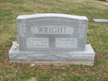 WRIGHT, JOYCE - Rowan County, Kentucky | JOYCE WRIGHT - Kentucky Gravestone Photos