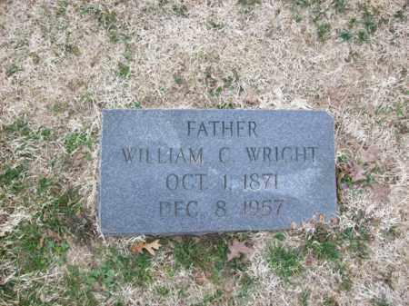 WRIGHT, WILLIAM C - Rowan County, Kentucky   WILLIAM C WRIGHT - Kentucky Gravestone Photos